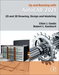 Cover image for Up and Running with AutoCAD 2021