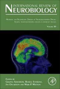 Cover image for Metabolic and Bioenergetic Drivers of Neurodegenerative Disease: Treating Neurodegenerative Diseases as Metabolic Diseases