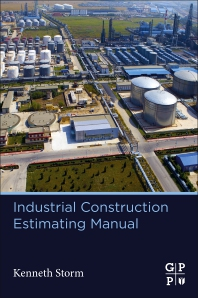 Cover image for Industrial Construction Estimating Manual