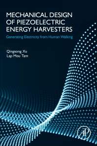 Cover image for Mechanical Design of Piezoelectric Energy Harvesters
