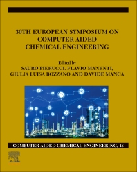 Cover image for 30th European Symposium on Computer Aided Chemical Engineering