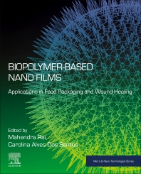 Cover image for Bio-Polymer-based Nano Films