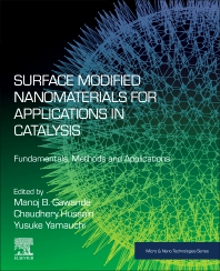 Surface Modified Nanomaterials for Applications in Catalysis - 1st Edition - ISBN: 9780128233863