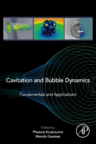 Cover image for Cavitation and Bubble Dynamics