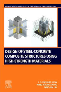 Cover image for Design of Steel-Concrete Composite Structures Using High-Strength Materials