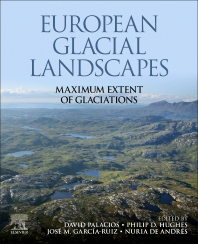 Cover image for European Glacial Landscapes