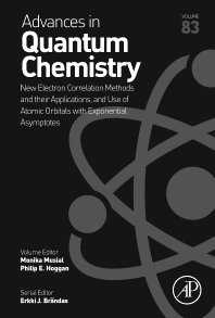 New Electron Correlation Methods and their Applications, and Use of Atomic Orbitals with Exponential Asymptotes - 1st Edition - ISBN: 9780128235461