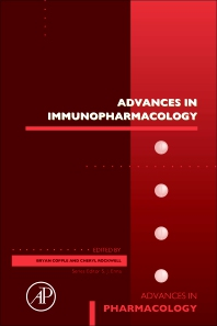 Cover image for Advances in Immunopharmacology