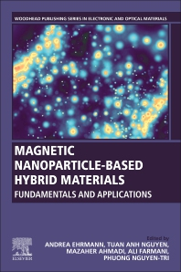 Cover image for Magnetic Nanoparticle-Based Hybrid Materials