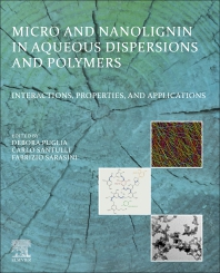 Cover image for Micro and Nanolignin in Aqueous Dispersions and Polymers