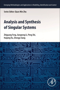 Cover image for Analysis and Synthesis of Singular Systems