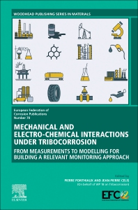 Cover image for Mechanical and Electro-chemical Interactions under Tribocorrosion