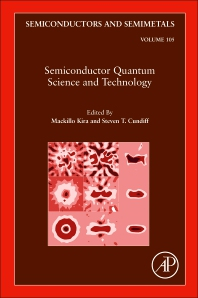 Cover image for Semiconductor Quantum Science and Technology