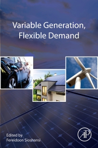 Cover image for Variable Generation, Flexible Demand