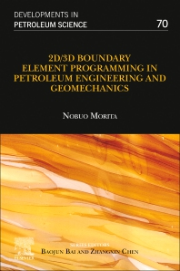 Cover image for 2D/3D Boundary Element Programming in Petroleum Engineering and Geomechanics