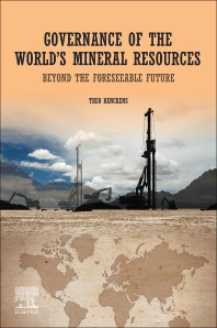 Governance of The World's Mineral Resources - 1st Edition - ISBN: 9780128238868