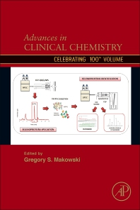 Advances in Clinical Chemistry - 1st Edition - ISBN: 9780128239223, 9780128239230