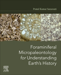 Cover image for Foraminiferal Micropaleontology for Understanding Earth's History