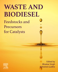 Cover image for Waste and Biodiesel