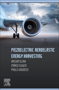 Cover image for Piezoelectric Aeroelastic Energy Harvesting