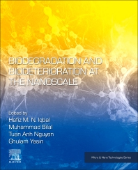 Cover image for Biodegradation and Biodeterioration at the Nanoscale