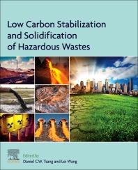 Cover image for Low Carbon Stabilization and Solidification of Hazardous Wastes