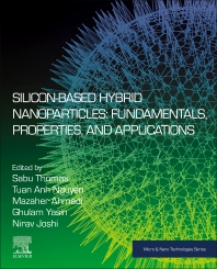 Cover image for Silicon-Based Hybrid Nanoparticles