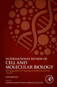 Cover image for Inter-Organellar Ca2+ Signaling in Health and Disease - Part B