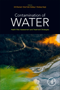 Cover image for Contamination of Water
