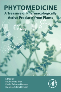 Cover image for Phytomedicine: A Treasure of Pharmacologically Active Products from Plants