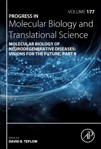 Cover image for Molecular Biology of Neurodegenerative Diseases: Visions for the Future - Part B
