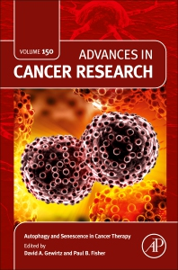 Cover image for Autophagy and Senescence in Cancer Therapy