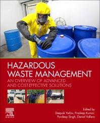 Cover image for Hazardous Waste Management