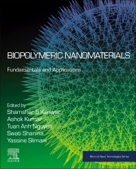 Cover image for Biopolymeric Nanomaterials