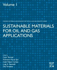 Cover image for Sustainable Materials for Oil and Gas Applications