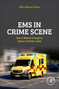 Cover image for EMS in Crime Scene