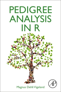 Cover image for Pedigree Analysis in R