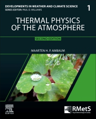 Cover image for Thermal Physics of the Atmosphere