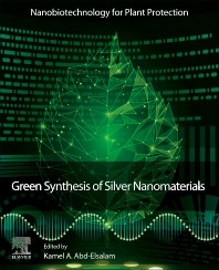 Cover image for Green Synthesis of Silver Nanomaterials