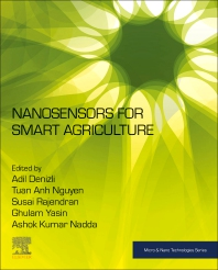 Cover image for Nanosensors for Smart Agriculture