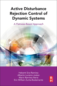 Book cover image for Active Disturbance Rejection Control of Dynamic Systems