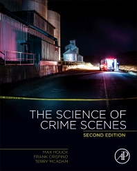 Cover image for The Science of Crime Scenes