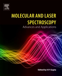 cover of Molecular and Laser Spectroscopy - 1st Edition