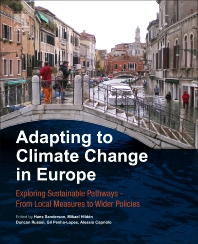 Adapting to Climate Change in Europe - 1st Edition - ISBN: 9780128498873, 9780128498750