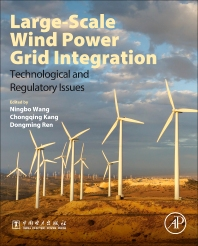 Cover image for Large-Scale Wind Power Grid Integration