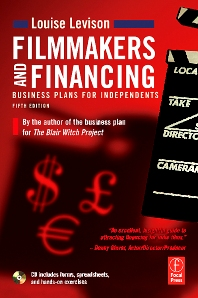 Filmmakers and Financing - 5th Edition - ISBN: 9780240808284