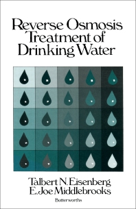 Reverse Osmosis Treatment of Drinking Water - 1st Edition - ISBN: 9780250406173, 9781483102689