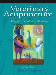 Cover image for Veterinary Acupuncture