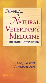 Cover image for Manual of Natural Veterinary Medicine