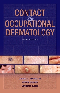 Cover image for Contact and Occupational Dermatology